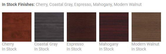 OB585-657 Laminate In Stock Finishes