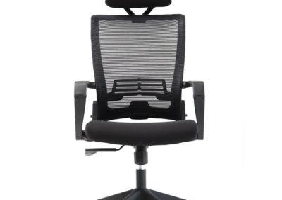 OB825 700 OF 1200BK 1 Office Factor Chair