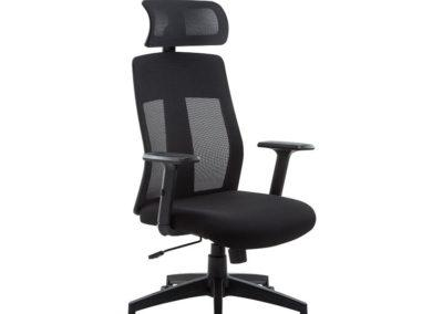 OB827 700 OF 5000BK 2 Office Factor Chair